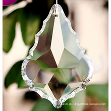 Pingente De Cristal De Decoração De Casamento Pingente De Quartzo Pingente De Cristal