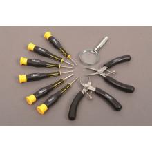 Outils de précision de 9PCS Set OEM de tournevis de tournevis d'outils de main