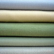 Хлопок серый и окрасить ткань равнины или twill ткани для костюма труда