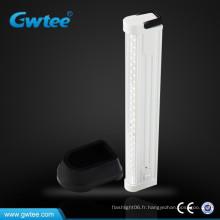 Fabriqué en Chine éclairage rechargeable portatif d'éclairage de secours