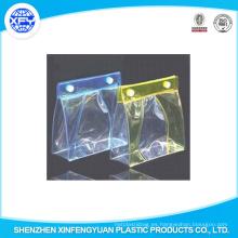 Precio competitivo ecológico personalizado impreso claro ropa interior bolsa de plástico