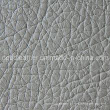 Nuevo cuero repujado para bolso (QDL-BP007)