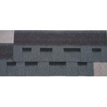 Telha de telhado cinzenta / telha do asfalto de Johns Manville / material autoadesivo do telhadura (ISO)