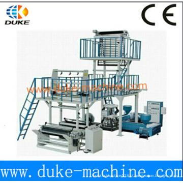 Máquina de sopro de filme plástico de Ruian para coextrusão de duas camadas (SJ * 2)