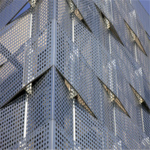Exterior Aluminum Laser Cut Decorative Facade Panels