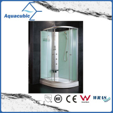 Complete Massage Tempered Glass Computerized Shower Room (AS-TS58)