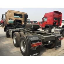 New HOWO Truck Head Tractor 420HP 6X4