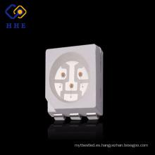 uv led tira de luz impermeable de alta calidad smd 5050 chip epistar led luz de tira