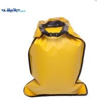Saco impermeável de nylon para caminhadas ou kayak esportes aquáticos
