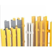 FRP/GRP/Fiberglass Pultruded Profiles with High-Quality