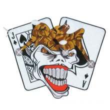 High Quality Clown Poker Custom Embroidery Patch