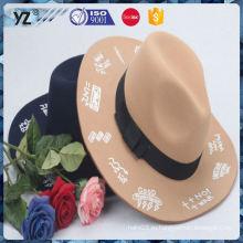 Шляпа из натуральной шерсти нового продукта для промоушена
