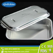 Disposable Food Container Aluminum Foil Materials