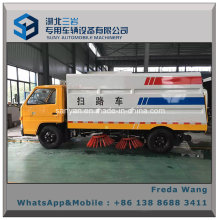 Jmc Brand New Road Cleaning Sweeper Truck