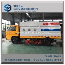 Jmc Brand New Road Reinigung Kehrmaschine LKW