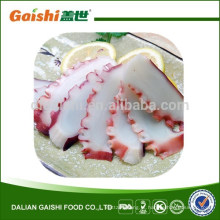 Frozen octopus slice sushi topping