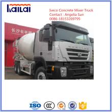 Camión mezclador concreto Iveco 6X4 380HP