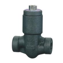 Válvula de retención Bonnect de acero forjado