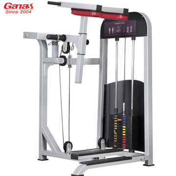 Peralatan Fitness Gym Standing Calf Machine