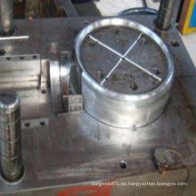 Molde de alta calidad de encargo de las cuchillas de ventilador de la inyección del OEM hecho en China