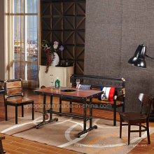 Wooden Living Room Furniture Table and Chair (SP-CT824)