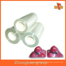 food safe LLDPE stretch film for fruit,meat,bread packaging