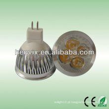 Alta potência 5 * 1W Led Spotlight Bulb