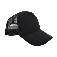 Low price custom logo 5 panel baseball cap trucker cap mesh 3d