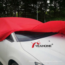 4-Wege-große, elastische, staubdichte Autoabdeckungen mit weichem Gefühl und Anti-Kratzer-Autoabdeckung
