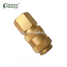Herramientas neumáticas de acoplamiento rápido de alta calidad G1 / 4F de latón