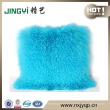Wholesale Tibet Lamb Sheepskin Fur Seat Cushion Covers