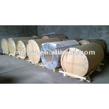 Bobine d'aluminium film de protection pvc film de film en aluminium