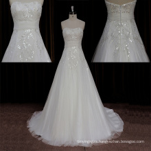 Personal Tailor′s Sexy off Shoulder 2016 Fashion Wedding Dress