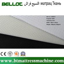 Matratze 3D-Material und Spacer-Air-Mesh-Gewebe