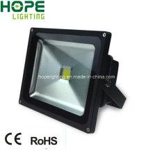 A maioria de luz de inundação ao ar livre do diodo emissor de luz 20W eficaz na redução de custos