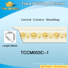 Widely Used PU Cornice mouldings with superior performance