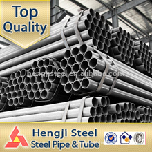 Carbon Steel erw Pipe Manufacturer Factory in Tianjin