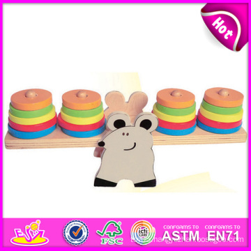 Hot Sale Balance Wooden Game Educational Toys W11f021