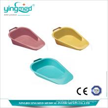 Pan de lit pantoufle en plastique