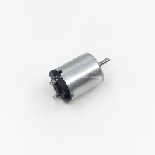 RF1215 4V 16000 rpm baixo torque micro motor DC