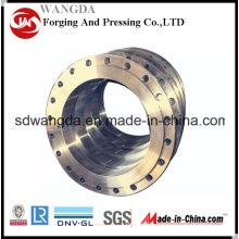 BS4504 Pn25 Carbon Steel Slip on Flange