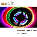 Luces de cinta flexibles LED RGB WS2811 digitales