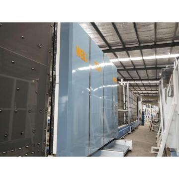 2500mm Glass Washing and Press Gas Filling Machine