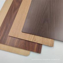 4mm A2 Building Curtain Wood Grain PVDF Aluminum Composite Panel
