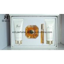 Grupos agradáveis do presente do perfume das mulheres da fragrância do óleo essencial agradável do desenhista