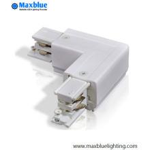 Accesorios de carril de carril de LED L Conectores de carril de acoplador