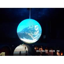 Tela de bola led 5m P4