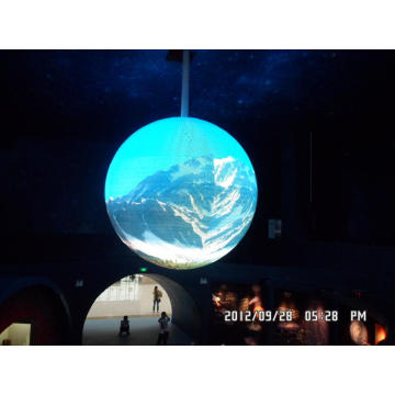 5m P4 led ball screen