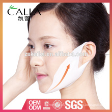 Made in China v line lift up facial mask with certificate