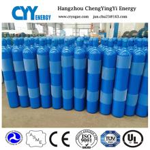 Nahtloser Stahl-Stickstoff-Argon CO2-Sauerstoff-Gas-Zylinder